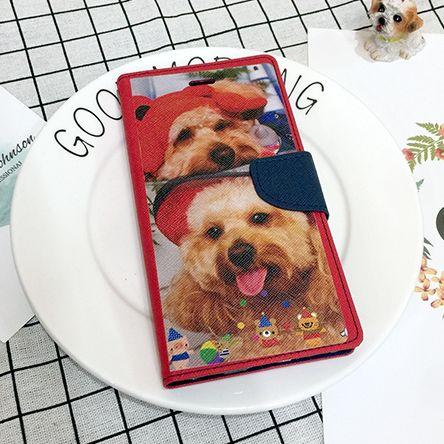 客製化手機皮套【手機皮套-紅】